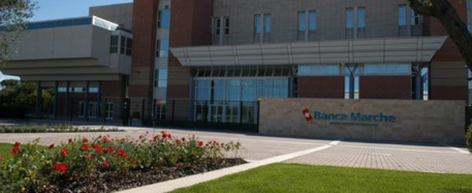 Banca Marche, sequestrati 15 milioni di euro, accuse di associazione a delinquere