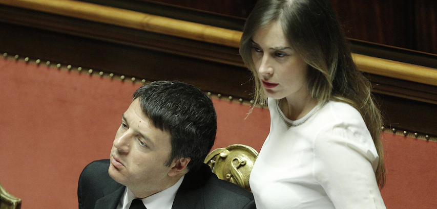 La Boschi indicata tra le 28 persone più influenti d'Europa. Ora Renzi trema