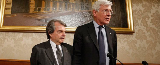 FI, tra Romani e Brunetta torna il sereno: «Siamo un grande partito»