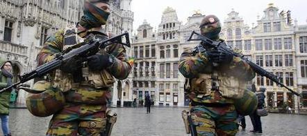 Belgio, preparavano attentati per la fine dell'anno: due arresti a Bruxelles
