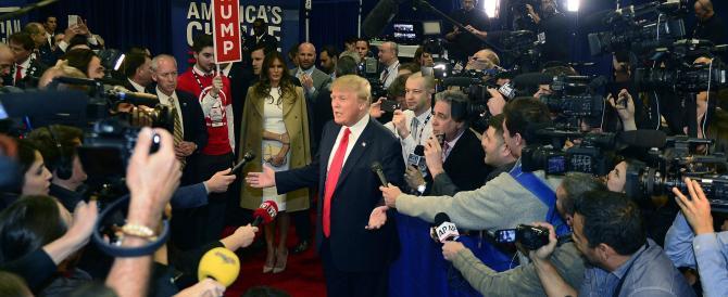 La battuta feroce contro Hillary fa volare Trump nei sondaggi