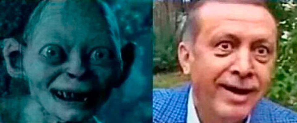 """""""Erdogan come Gollum"""": medico turco rischia due anni di carcere (gallery)"""