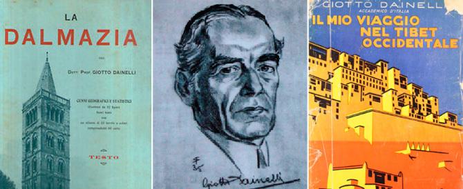 Giotto Dainelli, esploratore-scienziato. Dette lustro all'Italia e scelse la Rsi