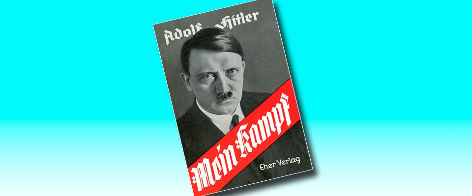 """Dopo 70 anni si ristampa in Germania il """"Mein Kampf"""" di Adolf Hitler"""