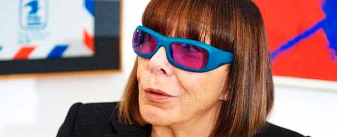 La moda italiana in lutto: è morta Mariuccia Mandelli, in arte Krizia