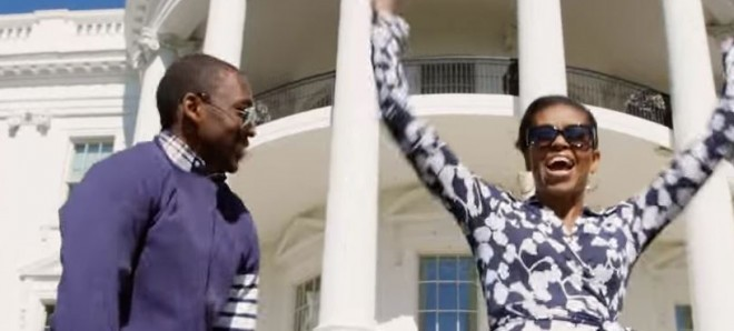Michelle Obama pronta a tutto: adesso si dà al rap, balla e canta (video)