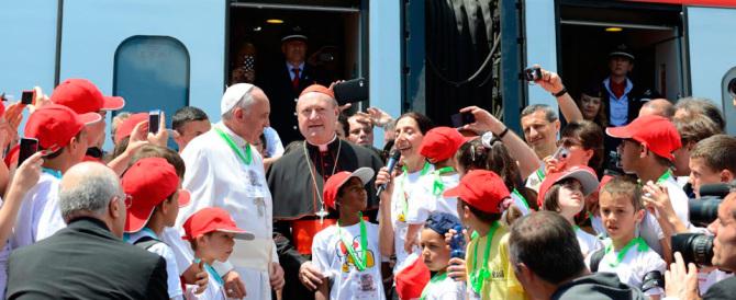Il Papa si scaglia contro le morti bianche nelle Ferrovie: troppi decessi