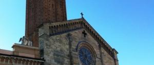 Giubileo, la Porta Santa di Piacenza aperta e richiusa: fa troppo freddo