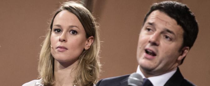 Federica Pellegrini non si lascia abbracciare da Renzi: «Io alla Leopolda non vado»