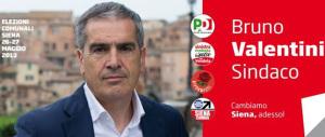 Siena, indagato per abuso, falso e truffa aggravata il sindaco Pd Valentini