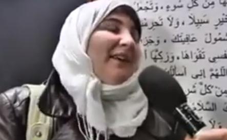 """L'islamica """"moderata"""" di Centocelle: i francesi se la sono cercata (Video)"""