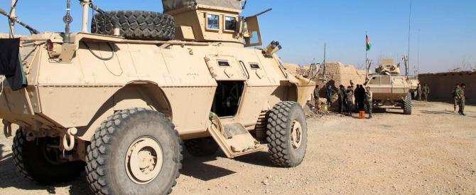 Bomba in Afghanistan, strage di soldati Nato alla base Usa di Bagram
