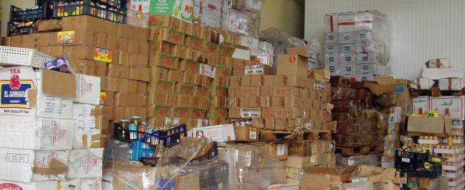 Milano, Nas bloccano un Tir di alimenti pericolosi destinati alla ristorazione