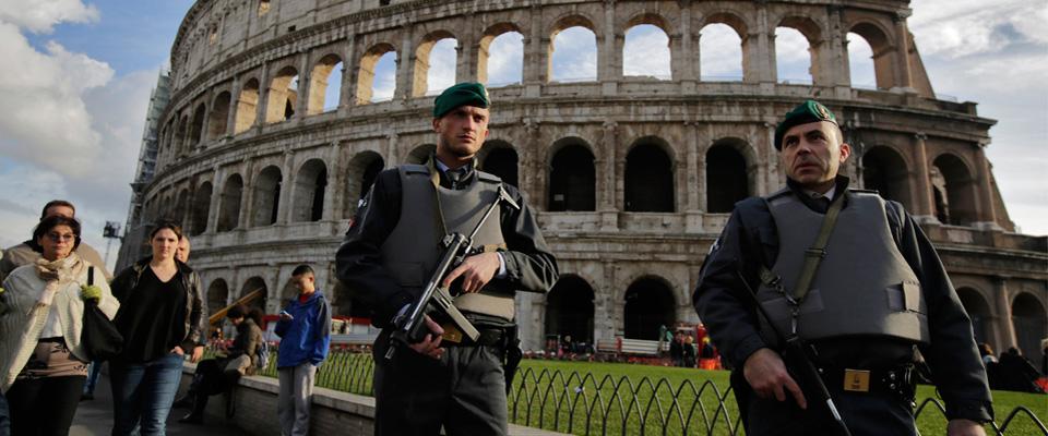 Lotta al terrorismo, Alessandro Pansa: l'Italia è la più preparata ad affrontarla