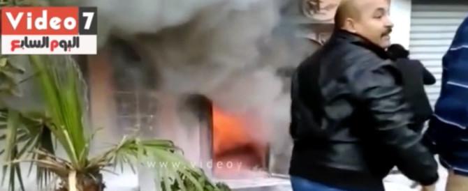 Attentato al Cairo: diciotto le vittime al night club (Video)
