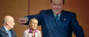 Gli amici di Verdini in lacrime per Bondi: «Non andar via, resta con noi»