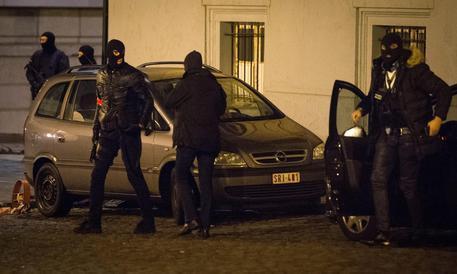 Orge in commissariato a Bruxelles mentre Salah sfuggiva alla cattura