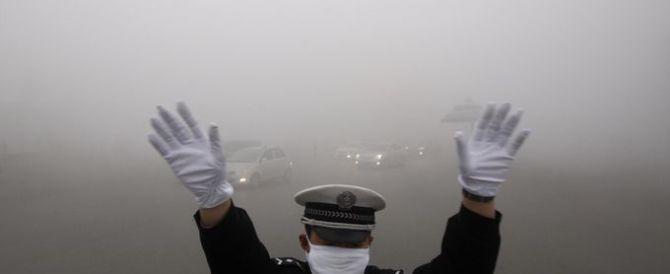 Rapporto-choc dell'Onu: causa più morti l'inquinamento che la guerra