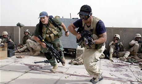 Missione contractor: chi sono gli italiani che operano in zone di guerra