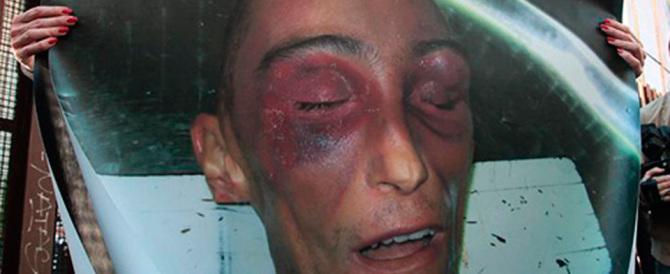 Caso Cucchi: contestato l'omicidio preterintenzionale a tre carabinieri