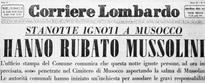Fece il saluto romano: condannato Gabriele, il figlio di Domenico Leccisi