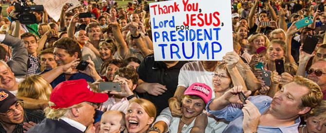 No ai musulmani, i due terzi degli elettori repubblicani d'accordo con Trump