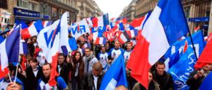 """Il """"caso Marine"""", tante affinità ma anche molte differenze con la destra italiana"""