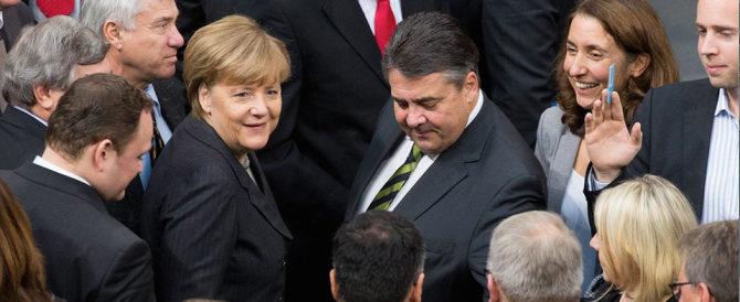 Germania, sì all'intervento in Siria. La Francia ordina nuove armi
