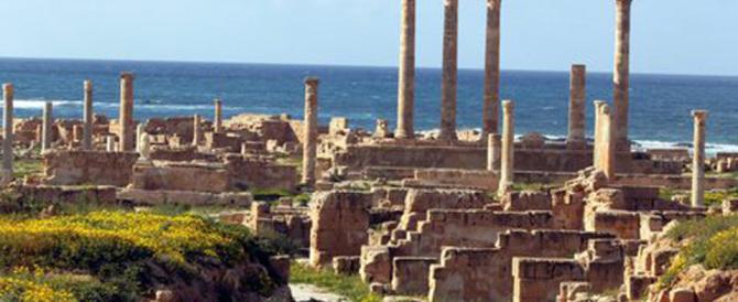 Libia, Sabratha è in pericolo. La memoria del Mediterraneo dev'essere salvata