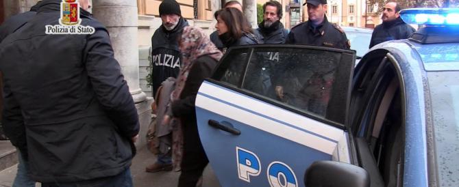 Il gip di Palermo sulla libica rilasciata: sostiene al Qaeda? Non è terrorismo…