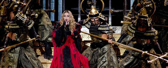 E Madonna cantò la Marsigliese in omaggio alle vittime di Parigi