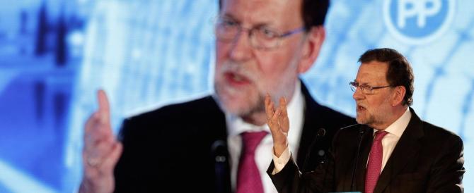 Spagna al voto: favorito il centrodestra di Rajoy, moltissimi gli indecisi