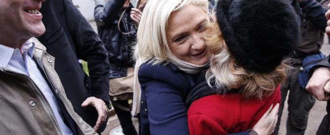 «Vive la France», e tutti ora vogliono Marine presidente della Repubblica