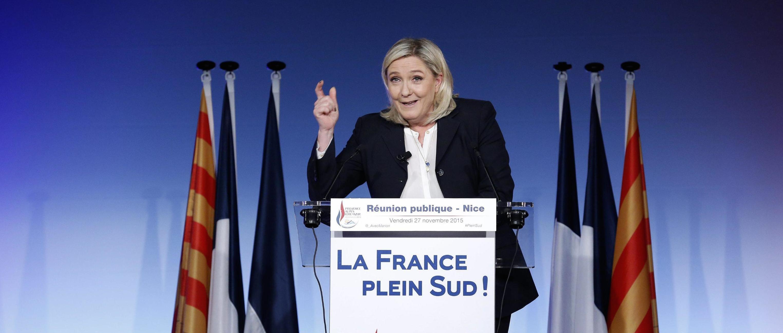 Francia, riparte la solita grancassa. Le Monde: «Marine Le Pen è un pericolo»
