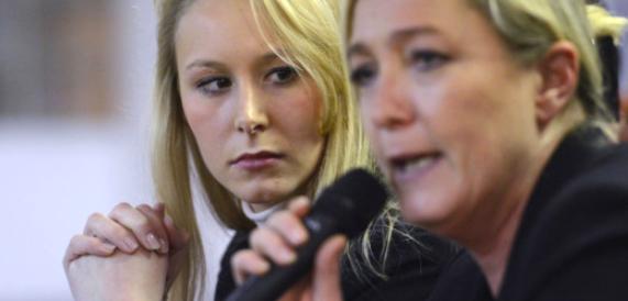 Potrebbe chiamarsi Blue Marine l'idea della Le Pen per le presidenziali 2017