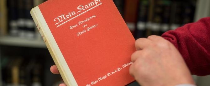 Nelle scuole superiori tedesche si potrà studiare il Mein Kampf