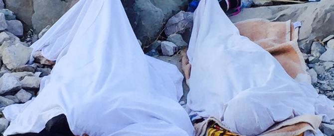 Ancora un naufragio nel Mar Egeo. Annegati dieci bambini