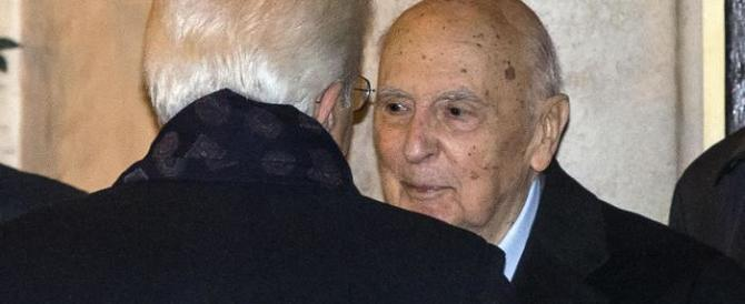 L'inchiesta sulle banche preoccupa il Colle. Mattarella e Napolitano all'erta