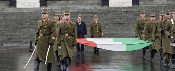 Il muro anti-migranti piace: Orban fa il pieno di consensi e umilia la sinistra