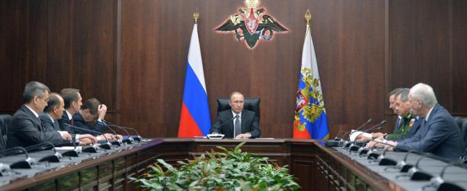 La scienza sentenzia: state attenti, Putin cammina come un pistolero