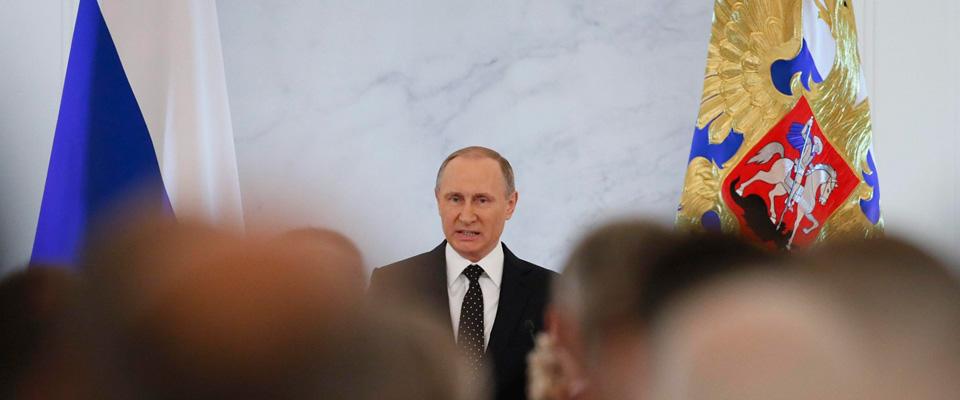 Putin: «La Turchia si pentirà di quello che ha fatto, noi non dimentichiamo»