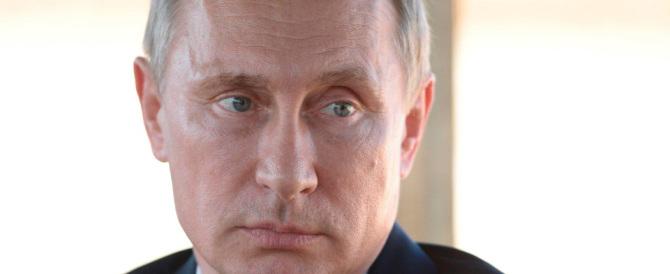 """Putin a muso duro: """"Usa e Onu volevano essere soli sul trono d'Europa"""""""