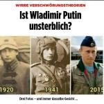 Anche in Germania si chiedono: sarà immortale?  (Foto Twitter)