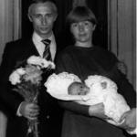 Vladimir è uno dei leader mondiali più amati dal popolo.  (Foto Twitter)