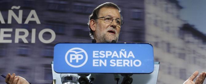 Spagna, il premier Rajoy incassa l'astensione costruttiva di Ciudadanos