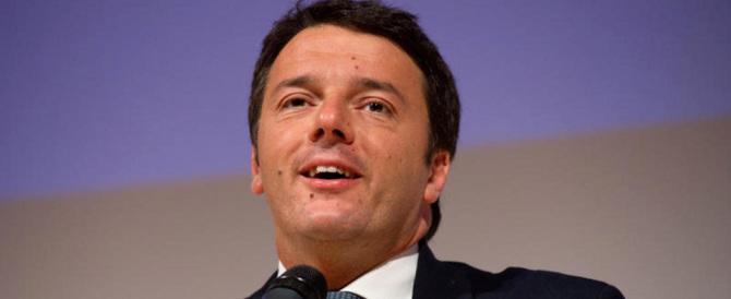Renzi sogna: «Se si votasse oggi Pd prenderebbe più del 40% delle Europee»