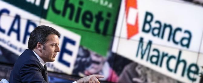 """Renzi a Porta a Porta: nessuna autocritica. """"Non temo la sfiducia"""""""