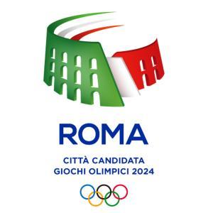++ Roma 2024: ecco il logo, è un Colosseo tricolore ++