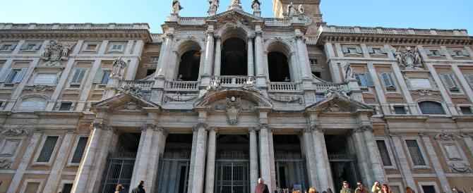 """Aggrediscono i militari a Santa Maria Maggiore gridando """"Allah è grande"""""""