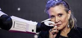 Star Wars, Carrie Fisher replica alle critiche: lasciatemi invecchiare in pace